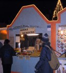 Hot Mead at the Christmas Market in Prague