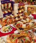 Mexican Rosca de Reyes