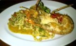 Spiny Lobster in Playa del Carmen