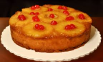 {Pineapple Upside Down Cake