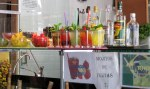 Mojito Stand at the Mercado de San Miguel in Madrid