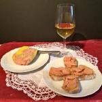 Foie Gras and Sauternes