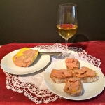 Foie Gras and Sauternes