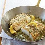 Cod with Garlic