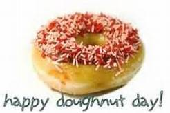 Happy Doughnut Day!