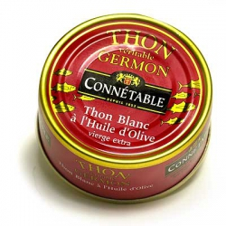 French Tuna in Extra Virgin Olive Oil