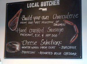 Local Butcher Shop
